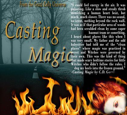 CD Gorri Casting Magic