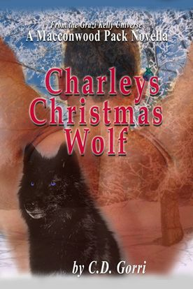 CD Gorri Charleys Christmas Wolf
