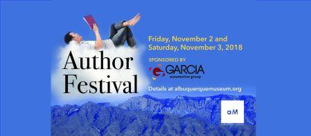 Albuquerque Museum Author Festival 2018