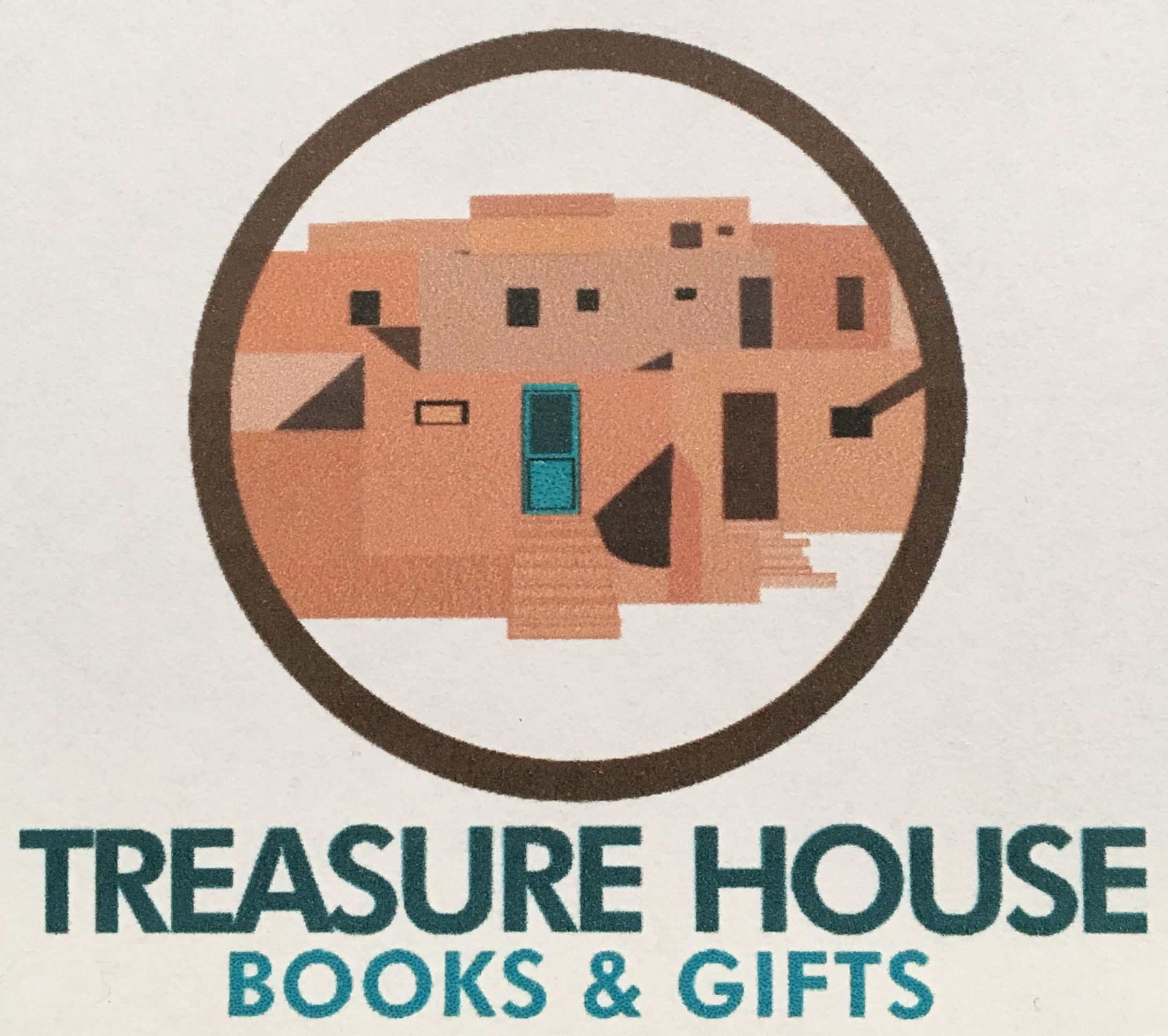 Treasure House of Books new logo
