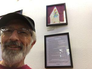 Grandmas Boot selfie