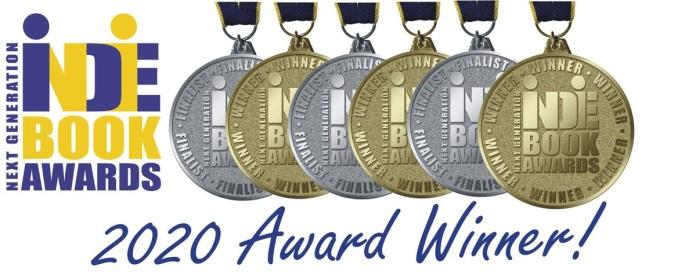 2020 Indie Book Awards logo
